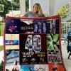 40 Years Of De Quilt Blanket