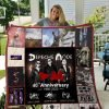 40 Years Of Depeche Mode 1980-2020 Quilt Blanket