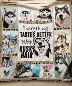 Husky Quilt Th706