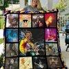 Jimi Hendrix Quilt Blanket