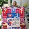 Philadelphia Phillies Custom Quilt 01