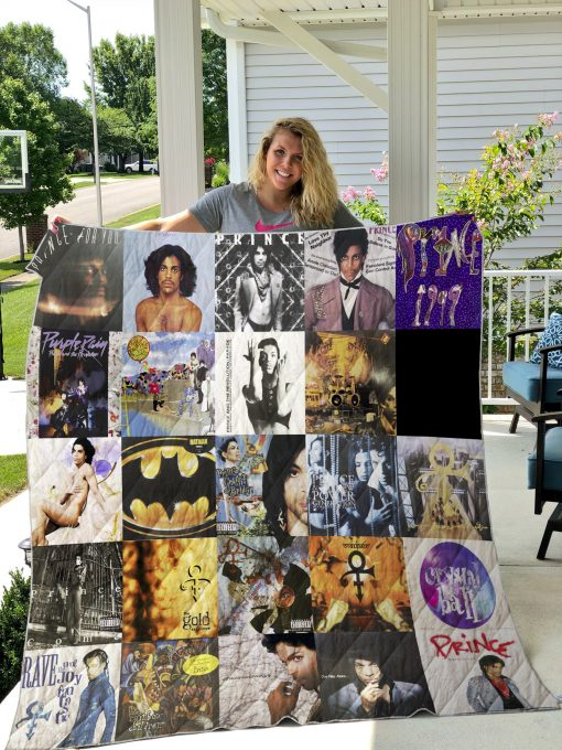 Prince Style 2 Quilt Blanket