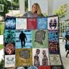 Supernatural Tv Series Quilt Blanket